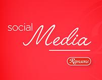 RAMSONS - SOCIAL MEDIA