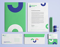Visual identity for the folk high school of Joutseno
