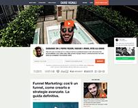 Dario Vignali WordPress Blog