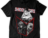Playera Shadow Riders Camula Yugioh