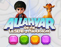 Allahyar Match 3 - Interface Redesign (Concept)