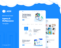 AGN-Agency Template