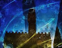 古都幻影 1 / Illusion of ancient city 1