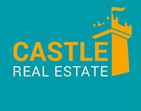 Castle Real Estate - Logo & Branding