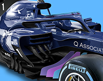 2018 Formula 1 fantasy concept | Q Associates UK