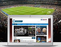 Madridista News Online News Portal Website