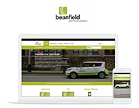 Beanfield Residential Website Redesign