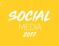 Social Media 2017 - Diversos