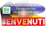 Behance Portfolio Review a Conversano (Bari)