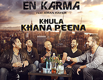 Khula Khana Peena | Artwork Design (Punjabi Song)