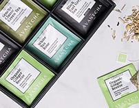 Avantcha Tea Packaging