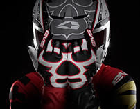 Luchador Series Graphics