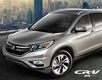 Honda / CR-V 2016