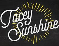Tacey Sunshine Designs - Logo Design