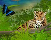 "Infographic ""World Heritage Pantanal"""