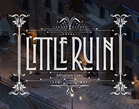 Little Ruin   Adventure Game