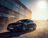 Mercedes-Benz GT63s AMG 4-DoorCoupe