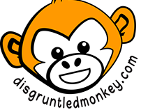 Self-Branding for DisgruntledMonkey.com