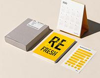 Kakaopay Calendar Kit, 2020