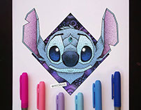 Stitch Tattoo
