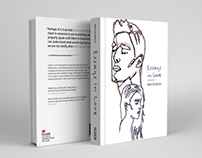 Essays in Love - book cover design