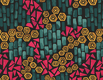 Surface Design - Abstract Pattern