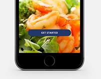 Online Recipes App