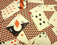 El Lissitzky Playing Cards