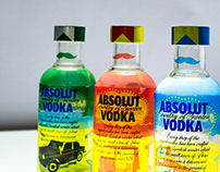 ABSOLUT Mumbai | Packaging