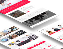 Raisa - Creative Multipurpose Muse Template
