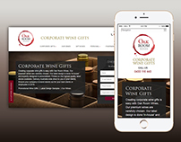Oak Room Wines - Homepage