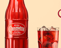Cheerwine 3D visualization