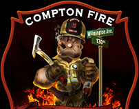 Popeye Compton Fire Department