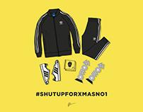 #ShutUpForXmasNo1 | Stormzy.com