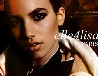 ELLE4LISA PARIS EDITORIAL 'HER BOW TIES AND DREAMS'
