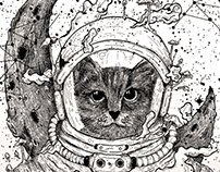 Cat Space for Combine Clothing