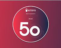 Astero mot 50 - Visual Profile