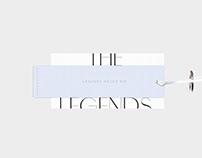 The Legends Branding Project