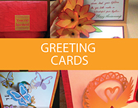 Personalized Handmade Cards