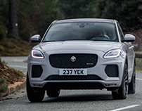 2018 Jaguar E-Pace Design
