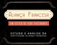 Alliance Française: Trabalho de Conclusão de Curso