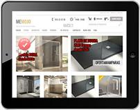 Diseño y desarrollo de tienda online- Ofertamamparas