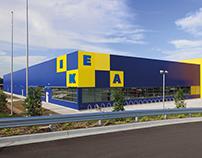 Rethinking IKEA's logo