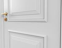 3D Model Door CH