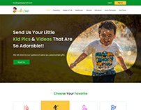 Website Design For creatively and nnovatively child