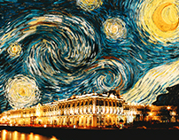 Artists' Skies In Reality