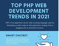 TOP PHP WEB DEVELOPMENT TRENDS IN 2021