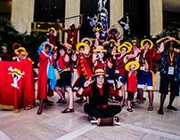 AWA One Piece Photoshoot