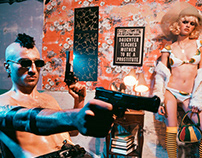 David LaChapelle - Taxi Driver