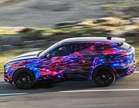 Jaguar - F-PACE launch